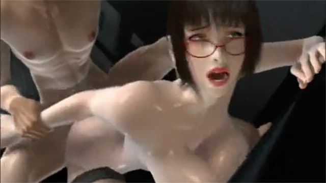 Hentai girls obeying the orders and getting fucked hard